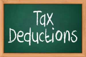 When You Sell a House What is Tax Deductible