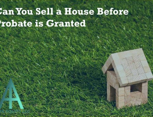Can You Sell a House Before Probate is Granted in Tennessee?
