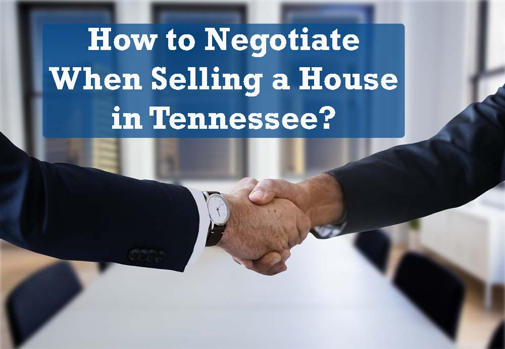 How to Negotiate When Selling a House