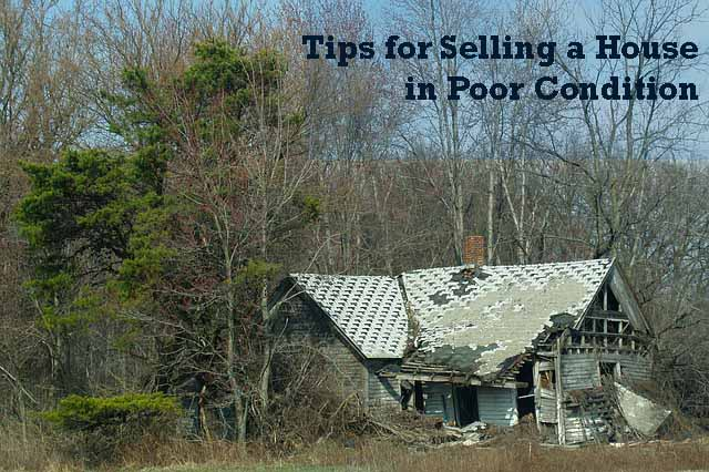 Selling a House in Poor Condition